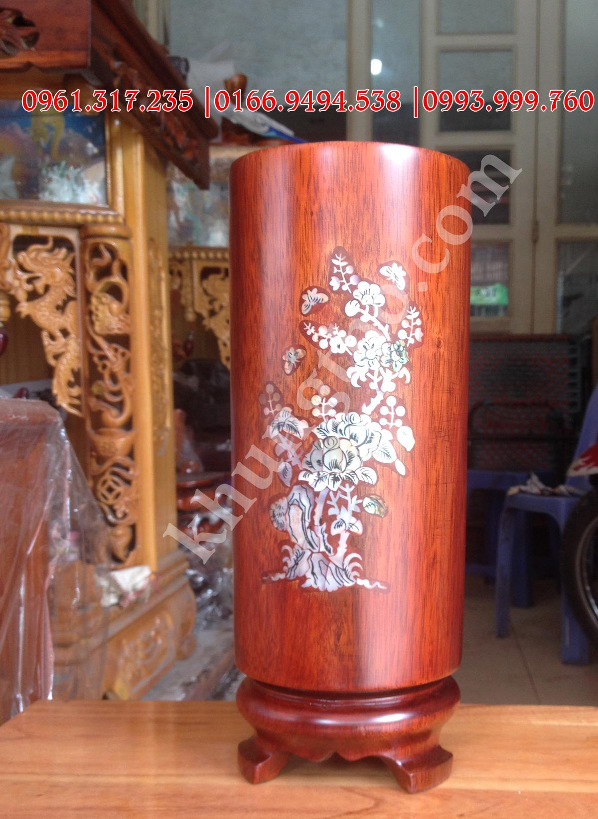 ống nhang gỗ llim