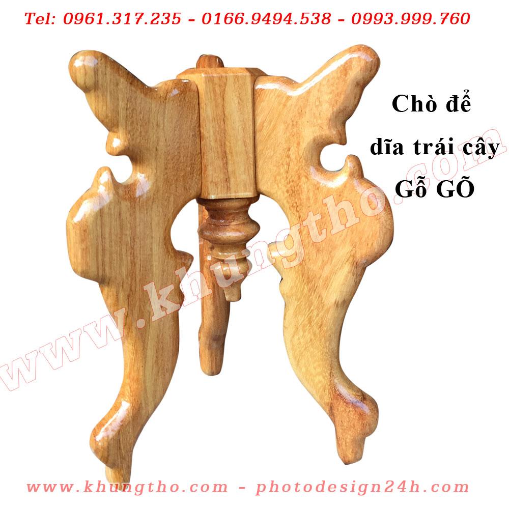 Chò gỗ